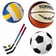 • Игровые виды спорта