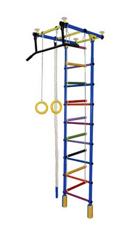 Шведская стенка канат кольца лестница