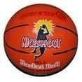 Баскетбольный мяч  SPRINTER №5 . Игровой и тренировочный мяч для мини баскетбола. Полиуретан, нейлон