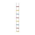 Веревочная лестница трехцветная