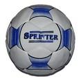Мяч футбольный ''Sprinter'', дизайн в ассортименте. Материал:прессованная кожа, 3-х слойный. 516-527