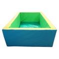 Сухой бассейн прямоугольный 120-200-50 см.