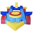 Игровой набор мягких модулей ''Трансформер'' 23 элемента 141-110-25 см.