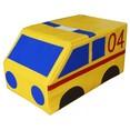Напольная контурная игрушка ''Машина газовой службы 04'' 50-30-25 см.