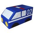 Напольная контурная игрушка ''Машина дежурной части 02'' 50-30-25 см.