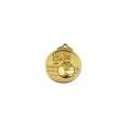 Медаль волейбол (28) золото 50мм (1989)