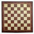 Доска картонная для игры в шахматы, шашки. Материал: картон. Размер 33х33 см. Q033