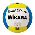 Мяч вол. пляжн. ''MIKASA VXT20'',р.5,синт.кожа (ПУ),маш.сш.,бут.кам,нейлон.к,бел-гол-сал