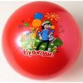 Мячик игровой с рисунком. Диаметр 18 см. Вес 75 грамм.