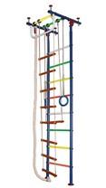 ДСК Юнга 1.C с разноцветными ступенями
