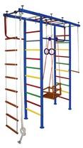 ДСК Вертикаль 11.C с разноцветными ступенями