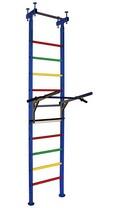ДСК Вертикаль 07.C+ТБ с разноцветными ступенями